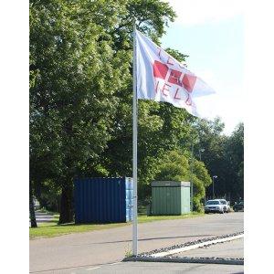 Flagg med klips 300x180
