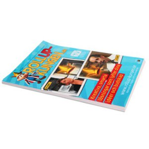 Flyer/Reklameblad A4 500stk