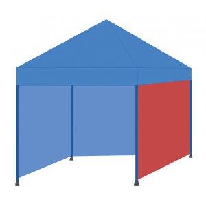 Trykket vegg til Event-telt 3m