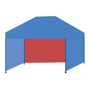 Trykket vegg til Event-telt 4,5m