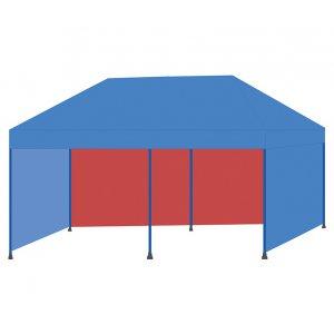 Trykket vegg til Event-telt 6m