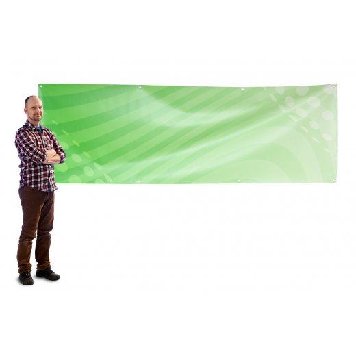 Banner 3x1m pvc