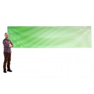 Banner 4x1m pvc