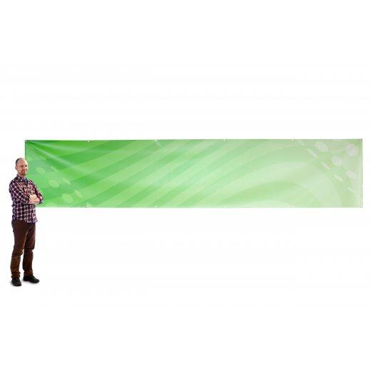 Banner 5x1m pvc