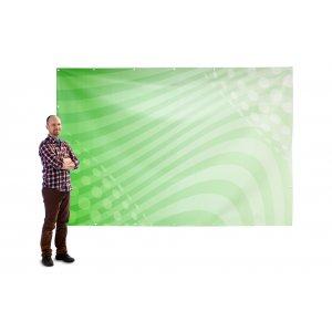 Banner 3x2m PVC