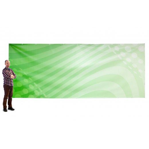 Banner 5x2m pvc